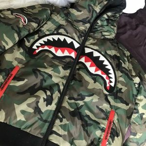 Other - Sprayground jacket